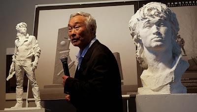 Роберт Цой — Отец Виктора Цоя ведет экскурсию