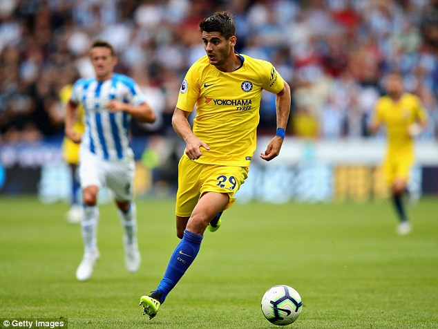 Chelsea boss Maurizio Sarri admits Alvaro Morata is struggling with a lack of confidence after scoring three times this year