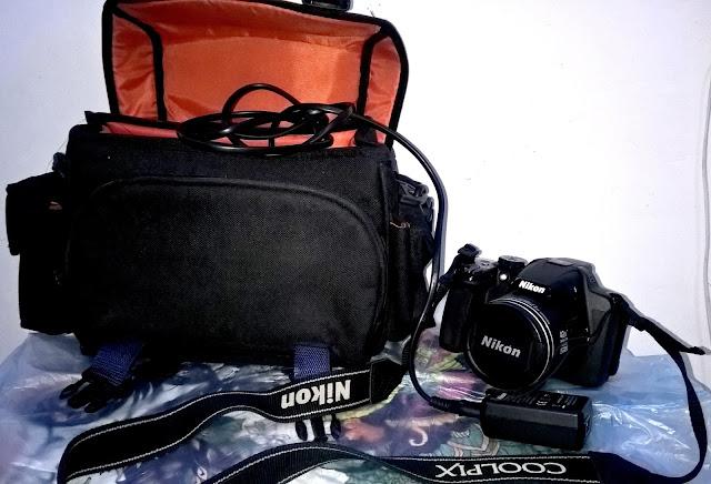 Blog e Canal Roxachic - Comprinhas: Câmera Nikon | Bolsa Acolchoada | Wifi D-Link | Lumia 640 | Compras Kabum e Dresslily