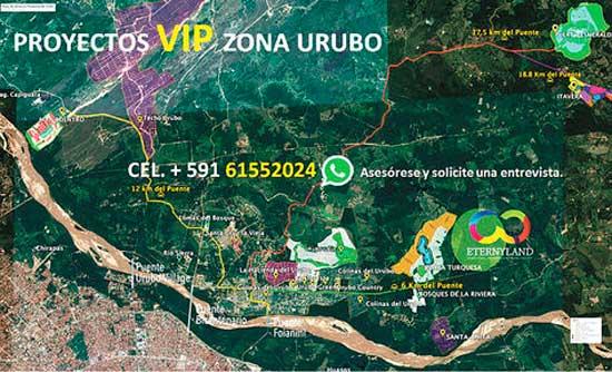 Denuncian estafa en megaproyecto inmobiliario en Urubó; hay 120 víctimas