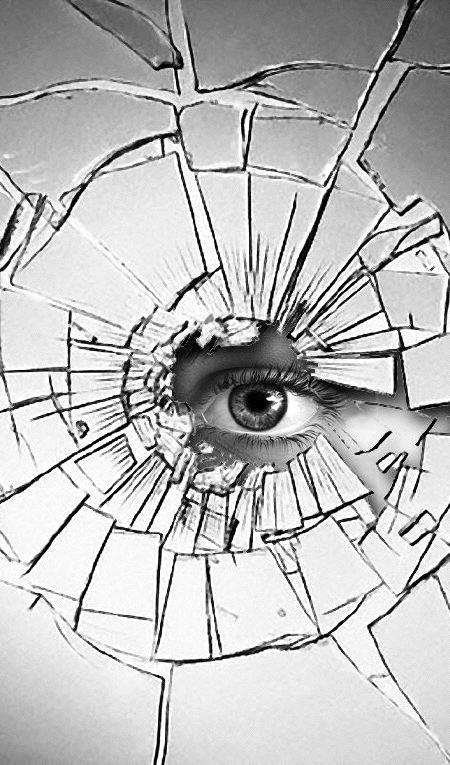 Bildergebnis für espejos rotos corazón