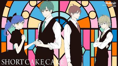 Short Cake Cake de Suu Morishita