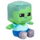 Minecraft Zombie Jinx 4.5 Inch Plush