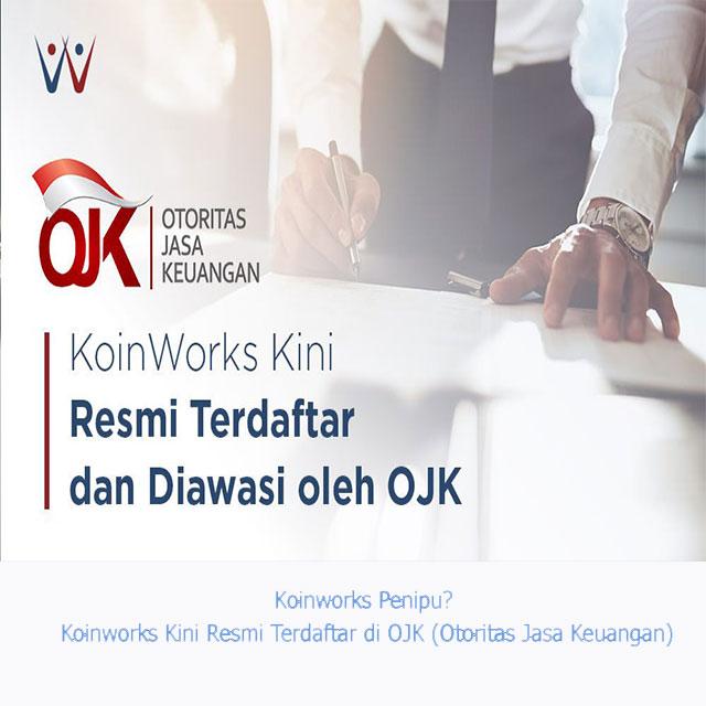 Koinworks Penipu