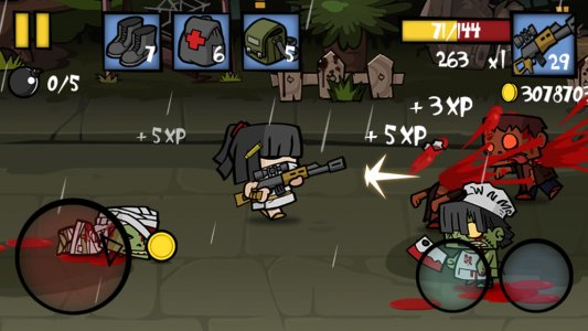 download Zombie Age 2 v1.1.7 Mod Apk Terbaru