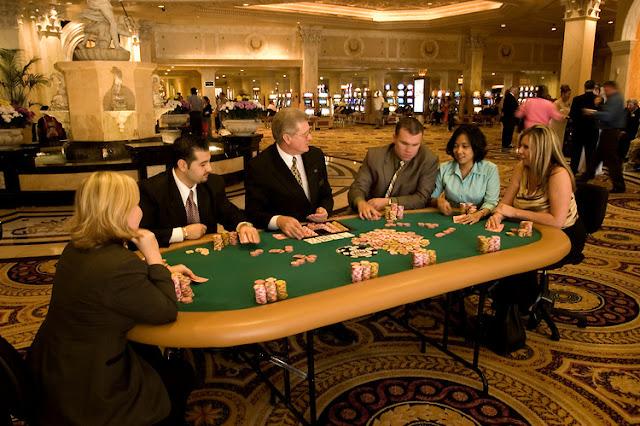 Cautela nas aulas de jogos em Las Vegas