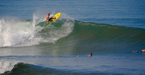 Balian Beach: Beach Places in Bali for Surfing