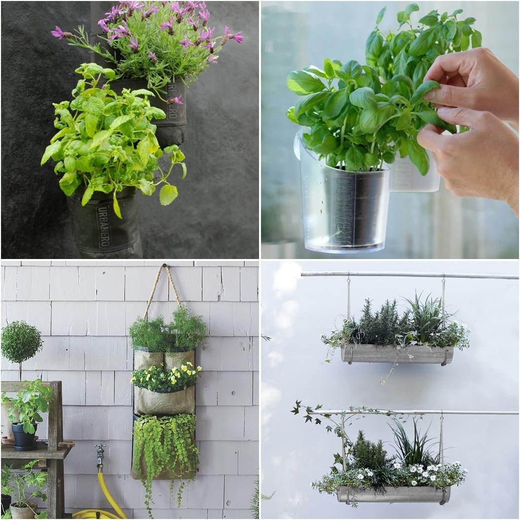 Herb Garden Ideas For A Balcony vertical herb garden balcony – best balcony design ideas latest