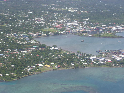 Ápia, Capital de Samoa