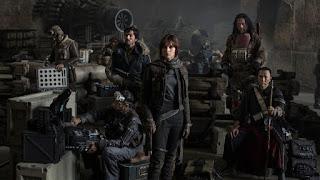 revelado un nuevo droide de star wars: rogue one