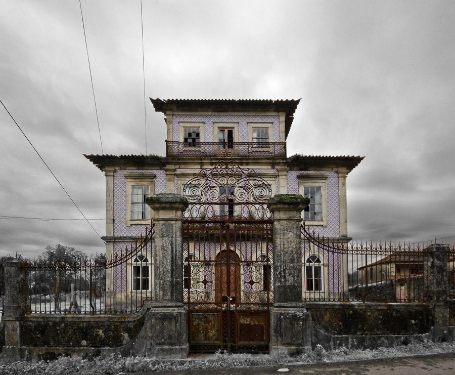 Casa do Professor ou Quinta do Parreira - Oliveira de Azeméis