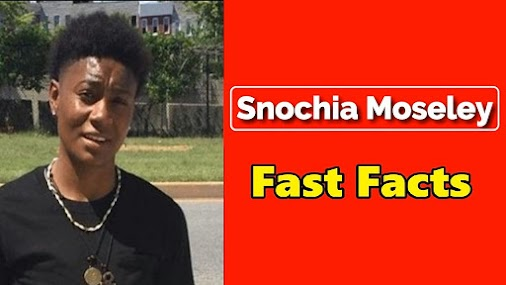 Snochia Mosley: who killed three and then killed herself in the warehouse - Fast Facts https://goo.gl...