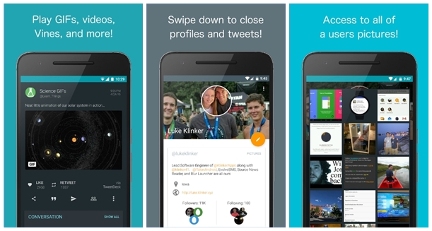 Download Twitter Plus Mod Talon v6.9.0 Apk Terbaru