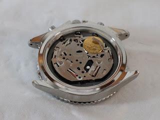 SEIKO 腕時計Oリングパッキン7T92-0CF0