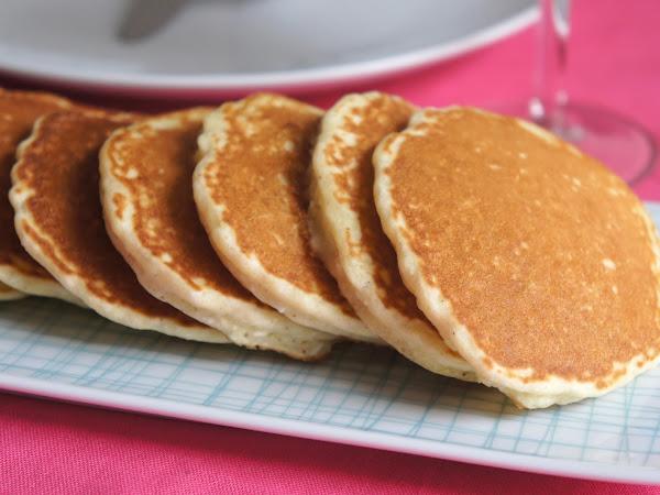 REZEPT: glutenfreie Kokos Pancakes