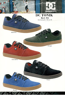 tenis dc shoes atacado