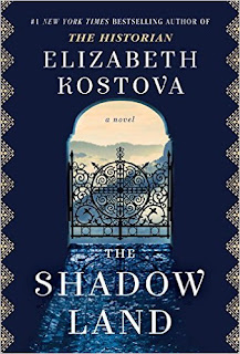 The Shadow Land by Elizabeth Kostova book cover