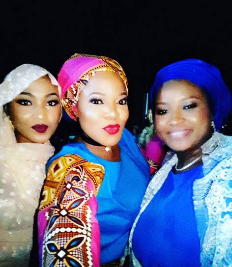 toyin aimakhu buhari daughter