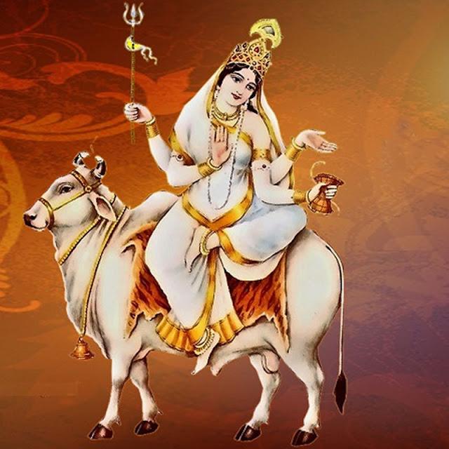 8-Devi-Mahagauri