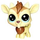Littlest Pet Shop Series 2 Pet Pairs Quincy Goatee (#2-116) Pet