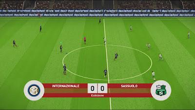 PES 2019 Scoreboard Coppa Italia 2019 by Andò12345