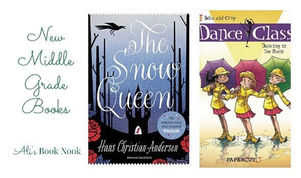 New Middle Grade Books Published December 20th