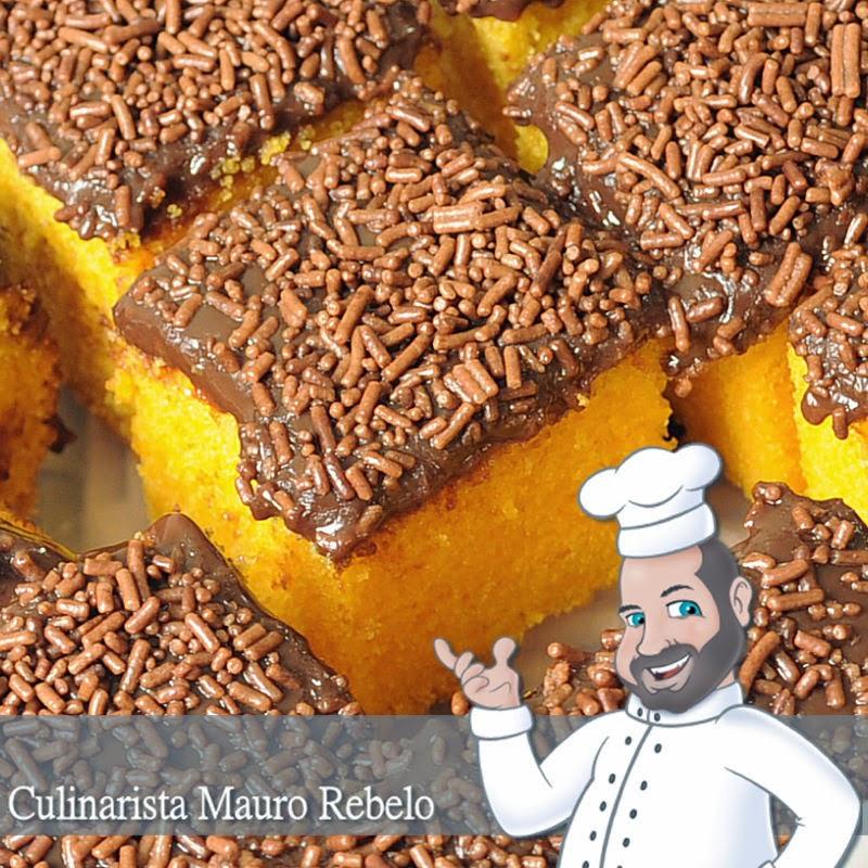 receita de bolo de chocolate, receita de bolo de cenoura