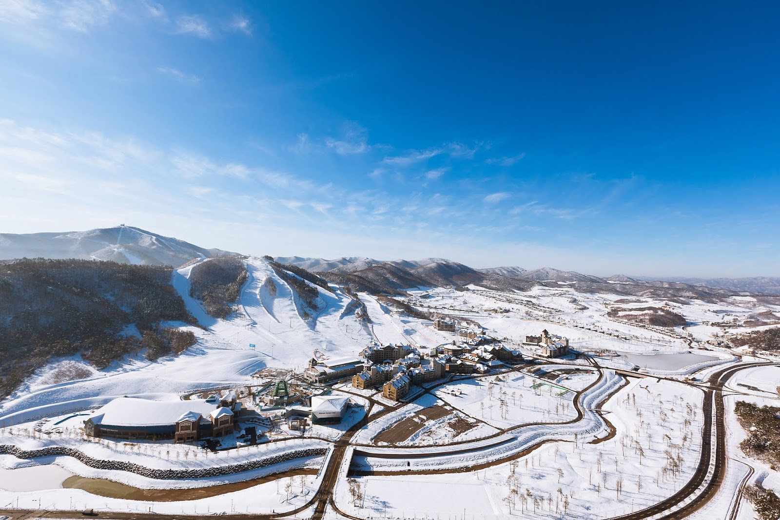 experience asia: 6 best ski resorts in asia