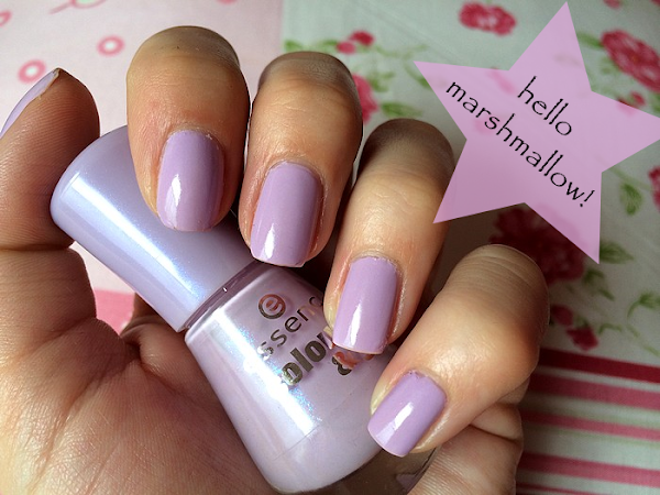 ♥ essence - hello marshmallow! ♥