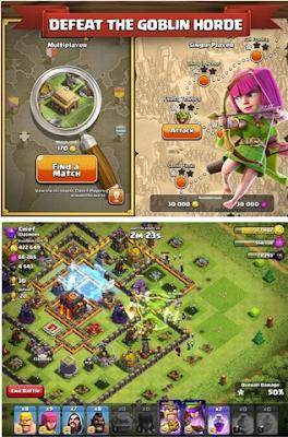 Clash of Clans Mod 2
