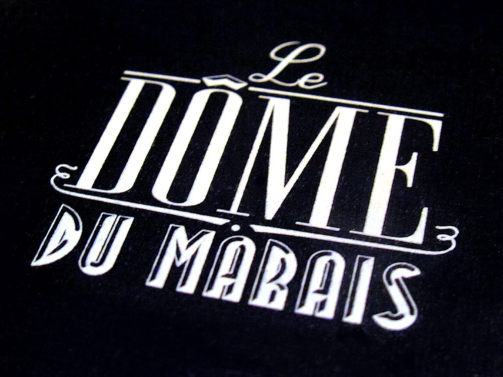 Le Dome du Marais restaurant in Paris