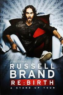 Watch Russell Brand: Re:Birth Online Free 2018 Putlocker