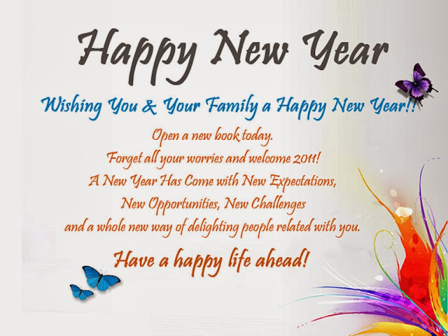 New Year Friendship Quotes Image