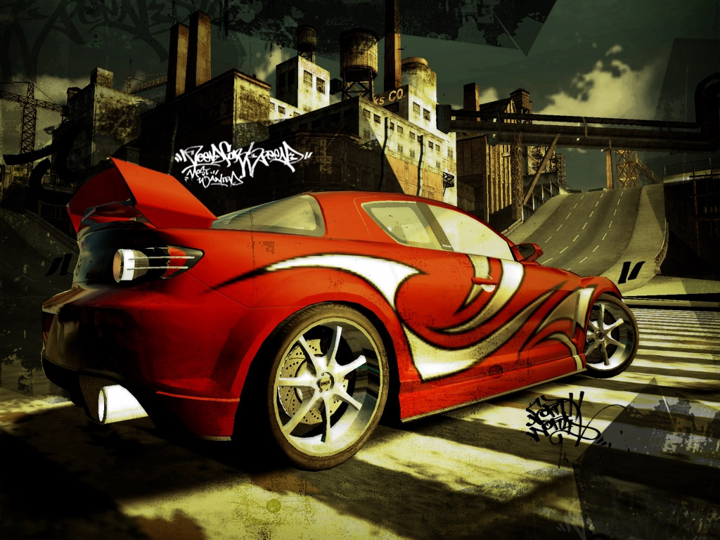 Free Games Wallpapers Need For Speed Most Wanted Games Wallpapers