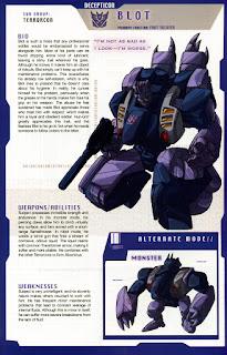 Transformer Blot