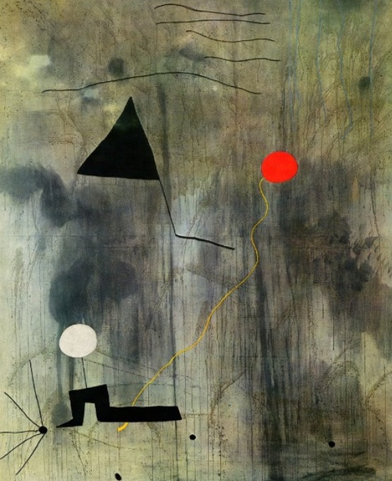 O Nascimento do Mundo - Miró, Joan e suas principais pinturas