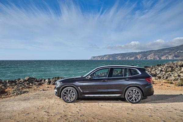 Η νέα BMW X3