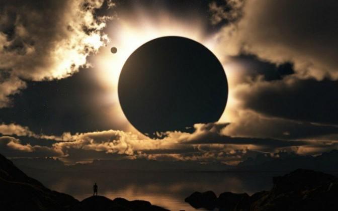 Bacaan dan Niat Sholat Gerhana Matahari