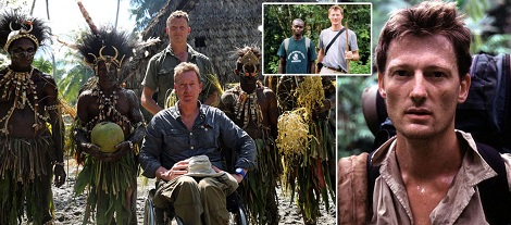 BBC Presenter Vanishes In Remote Jungle Searching For Lost Tribe