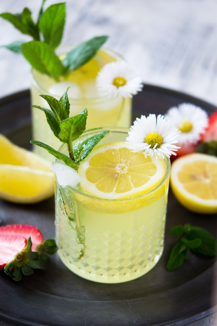 #Sparkling #Limoncello #Cocktail
