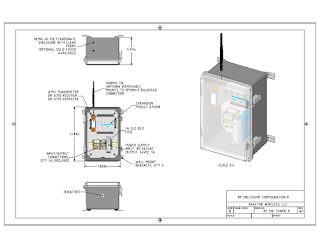 industrial wireless gear enclosure options