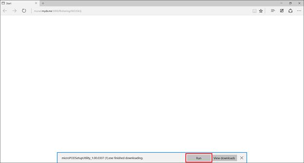 download-microPOD-Setup-Utility