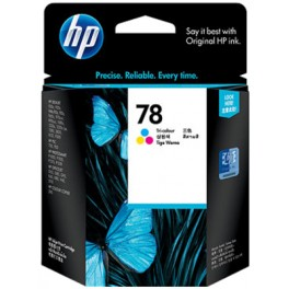 CARTRIDGE PRINTER HP 78