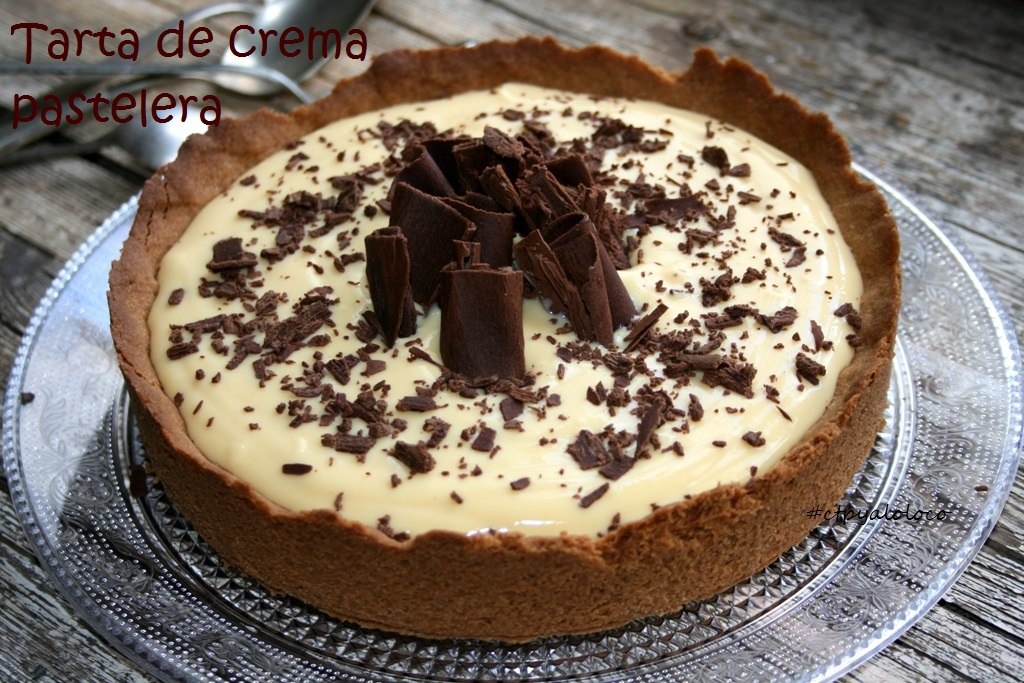 tarta de crema Beso