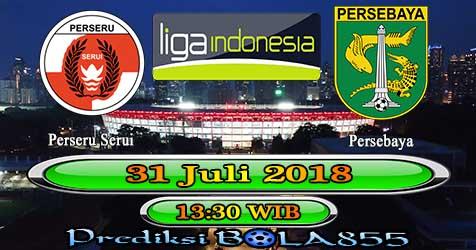 Prediksi Bola855 Perseru Serui vs Persebaya 31 Juli 2018
