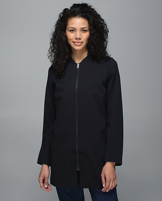 lululemon carry all coat