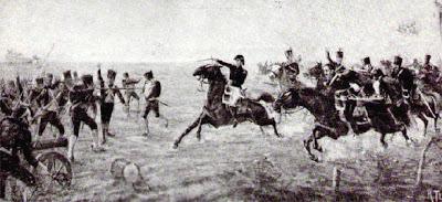 Foto de Combate de San Lorenzo en grises