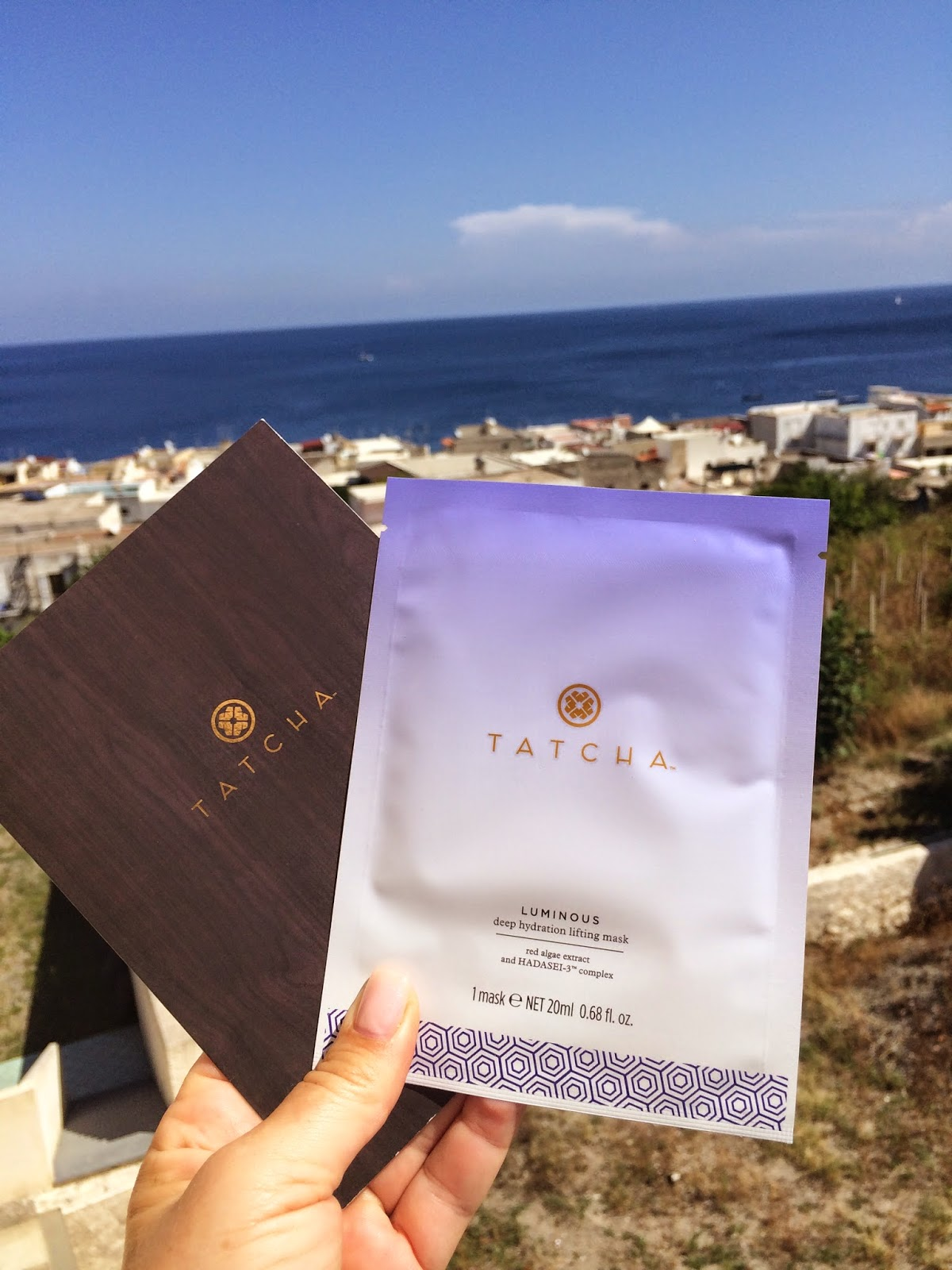 In-the-Aeolian-Islands-With-Tatcha-Luminous-Deep-Hydrating-Mask