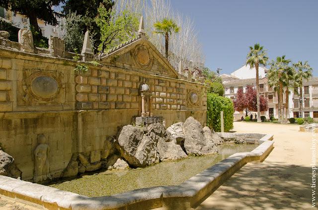 Priego de Córdoba Fuente de la Salud andalucia