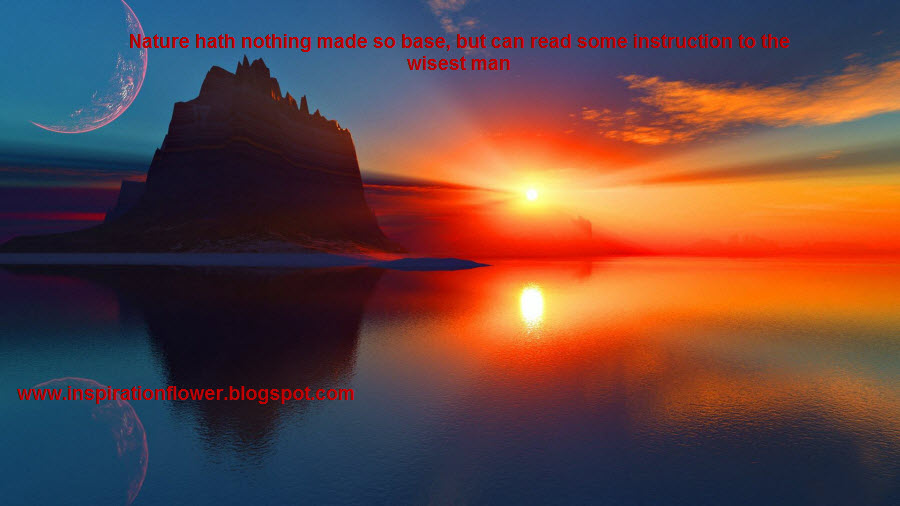 Beautiful Wallpapers With Inspirational Quotes Beautiful Sunrise Wallpapers Nature Wallpapers Photo